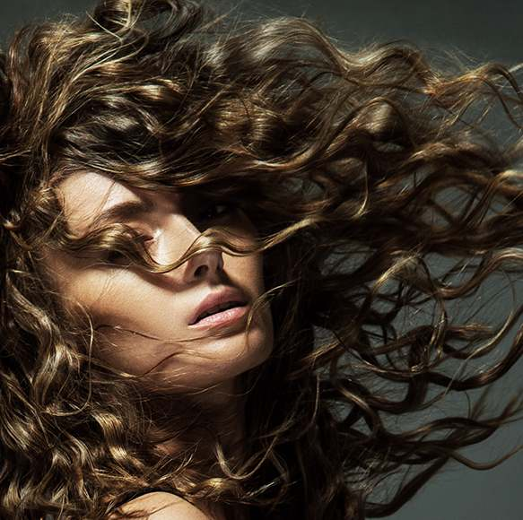 Determine Your Curl Type and Find the Right Styling Products