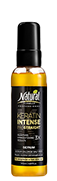 A bottle of Keratin Intense